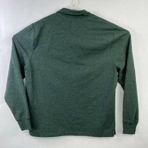 J. Crew Sweaters - J Crew 1/4 Authentic Fleece Pullover Sweater NEW